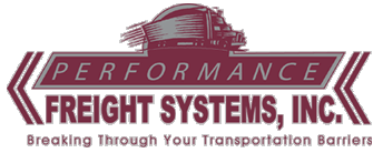 Performance Freight Tracking